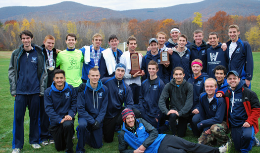 Westfield State Repeats as MASCAC Men's Cross Country Champions