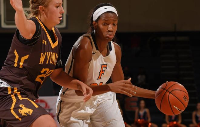 Berry Records Fifth Double-Double in 65-45 Loss to UC Santa Barbara