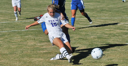 Tech delivers for Cram the Complex; soccer gets the win over Asheville
