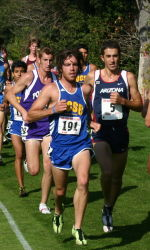 Gaucho Men's Cross Country Takes 9th at NCAA Regional Meet