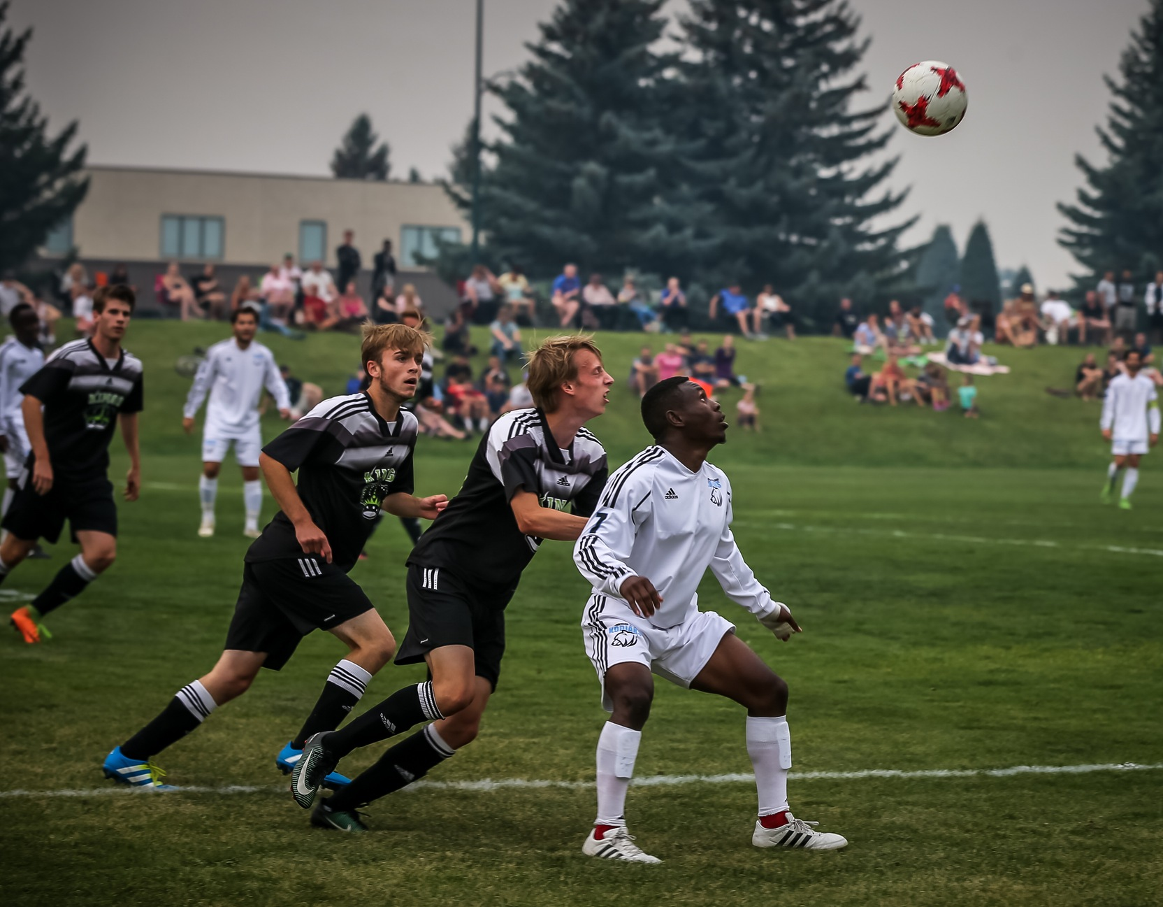 MSOC | Kodiaks Overpower Red Deer in 3-0 Win