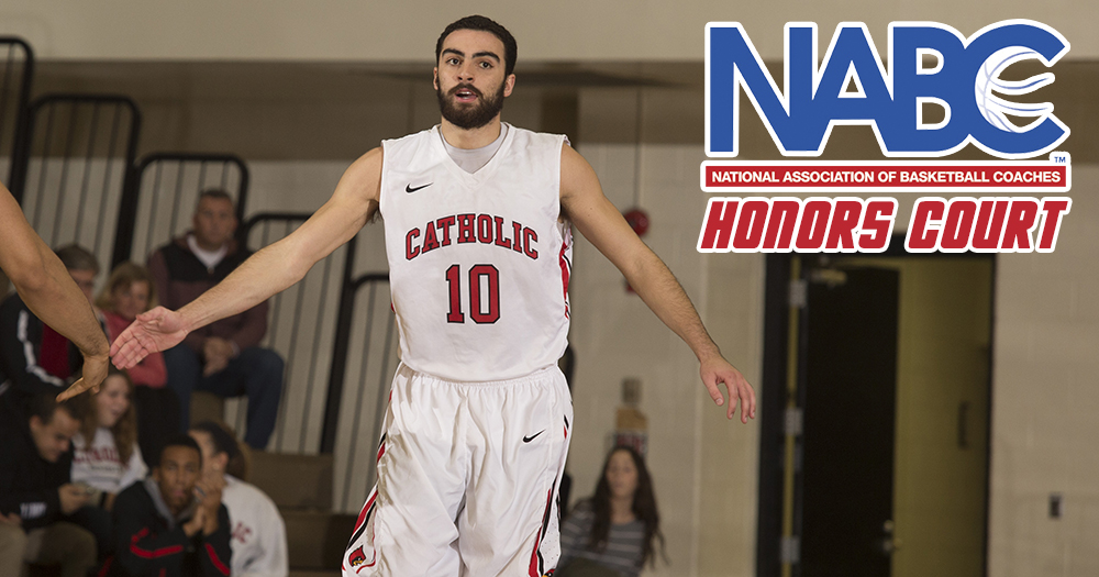 Khouri Selected to NABC Honors Court