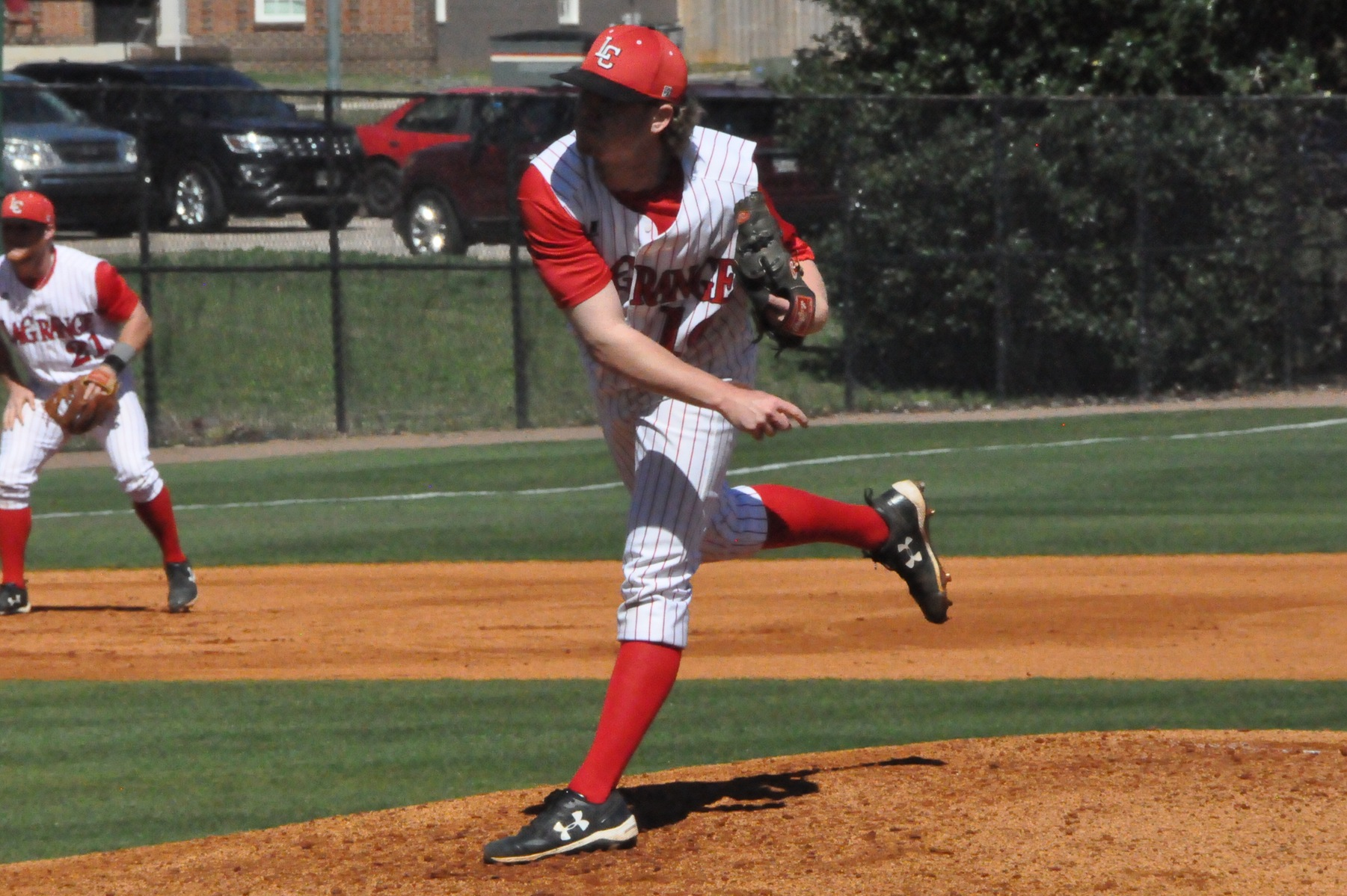 Baseball: Panthers sweep USA South doubleheader from Covenant; 7-1, 15-3