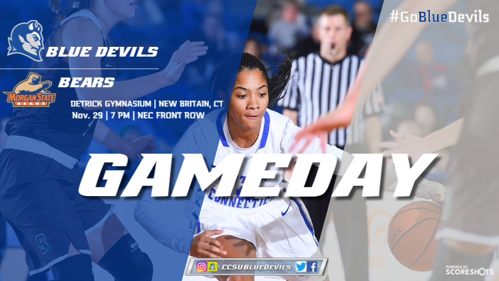 Women's Basketball Hosts Morgan State Wednesday Night