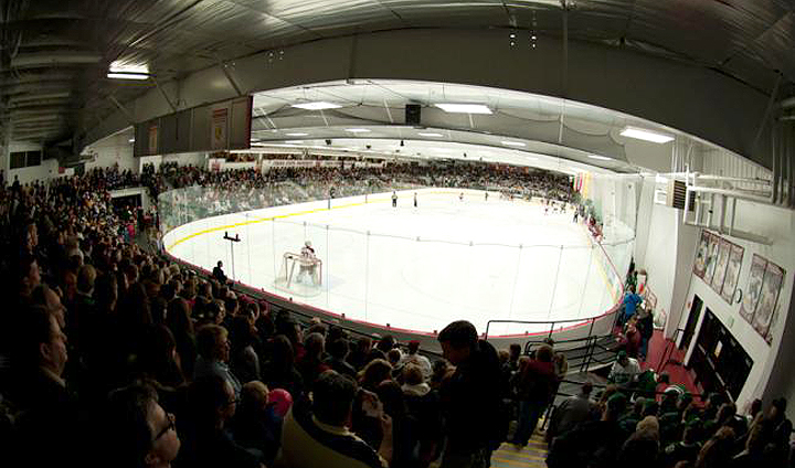 Ewigleben Ice Arena Among Michigan's Top 12 Hockey Arena Experiences