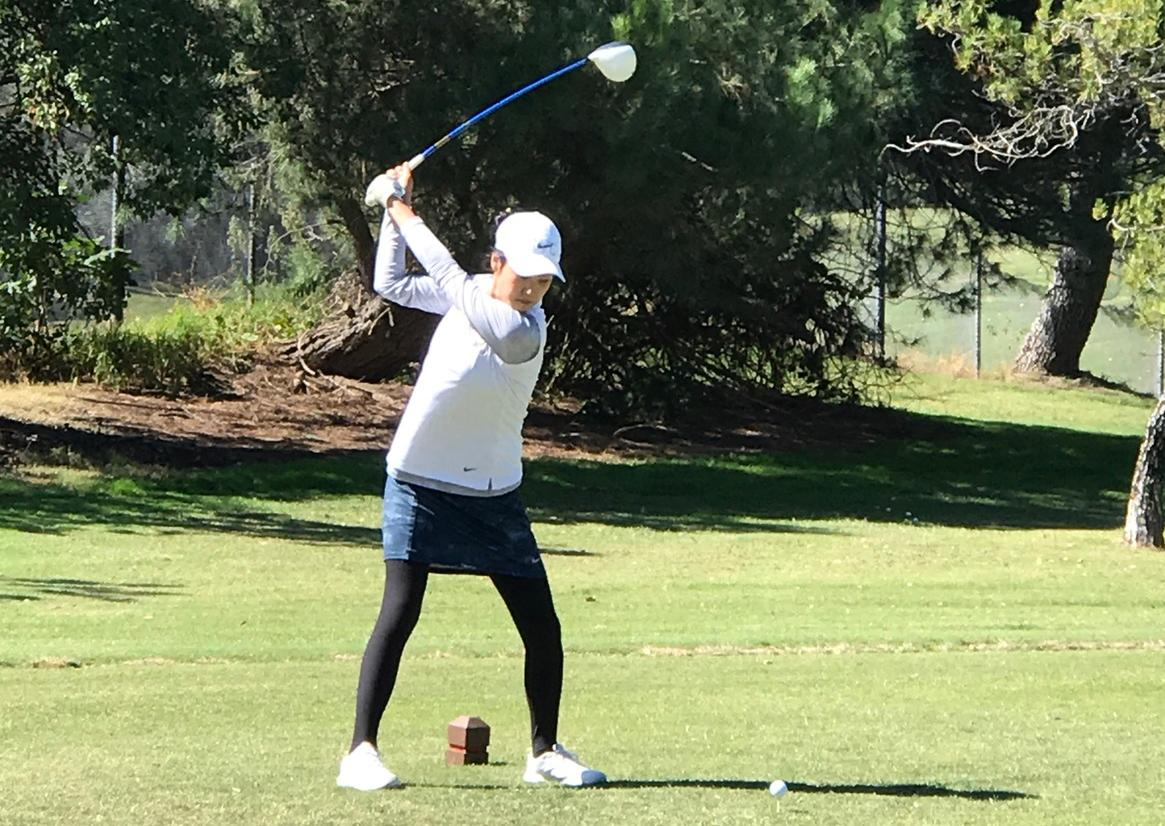 Women's golf team takes second again in conference contest