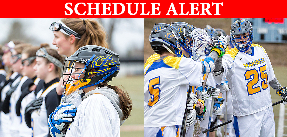 SCHEDULE ALERT: Lacrosse at Lyndon State College