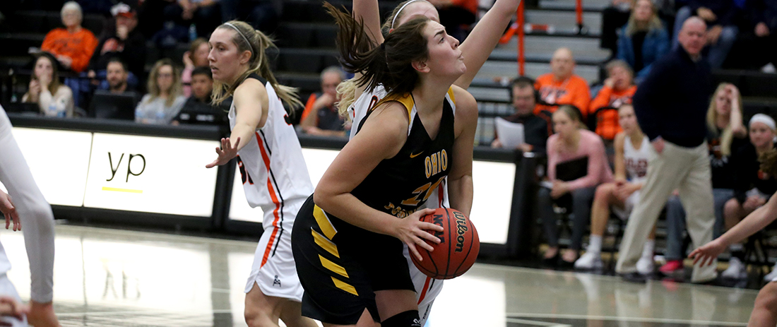 Women's Basketball Travels To Owensboro For G-MAC Quarterfinal At Kentucky Wesleyan