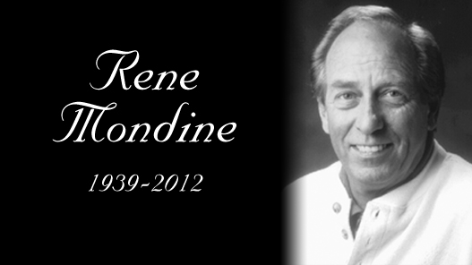 SACRAMENTO STATE SADDENED BY THE PASSING OF RENE MONDINE