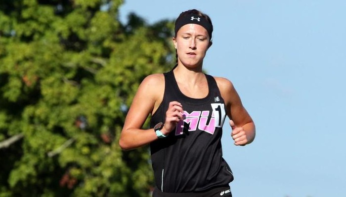 Women's Cross Country finishes sixth at Bethany Invitational