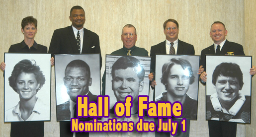 Deadline nearing for submitting Hall of Fame nominations