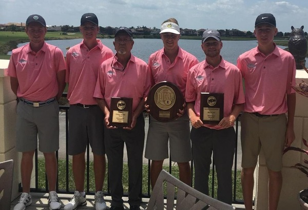 Cape Fear Men's Golf Heads to Nationals