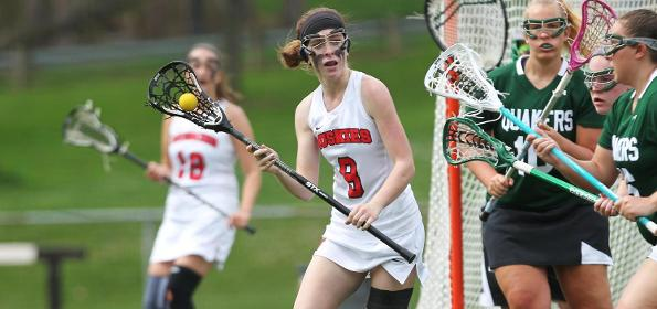 Women's lacrosse wins thriller at St. Vincent