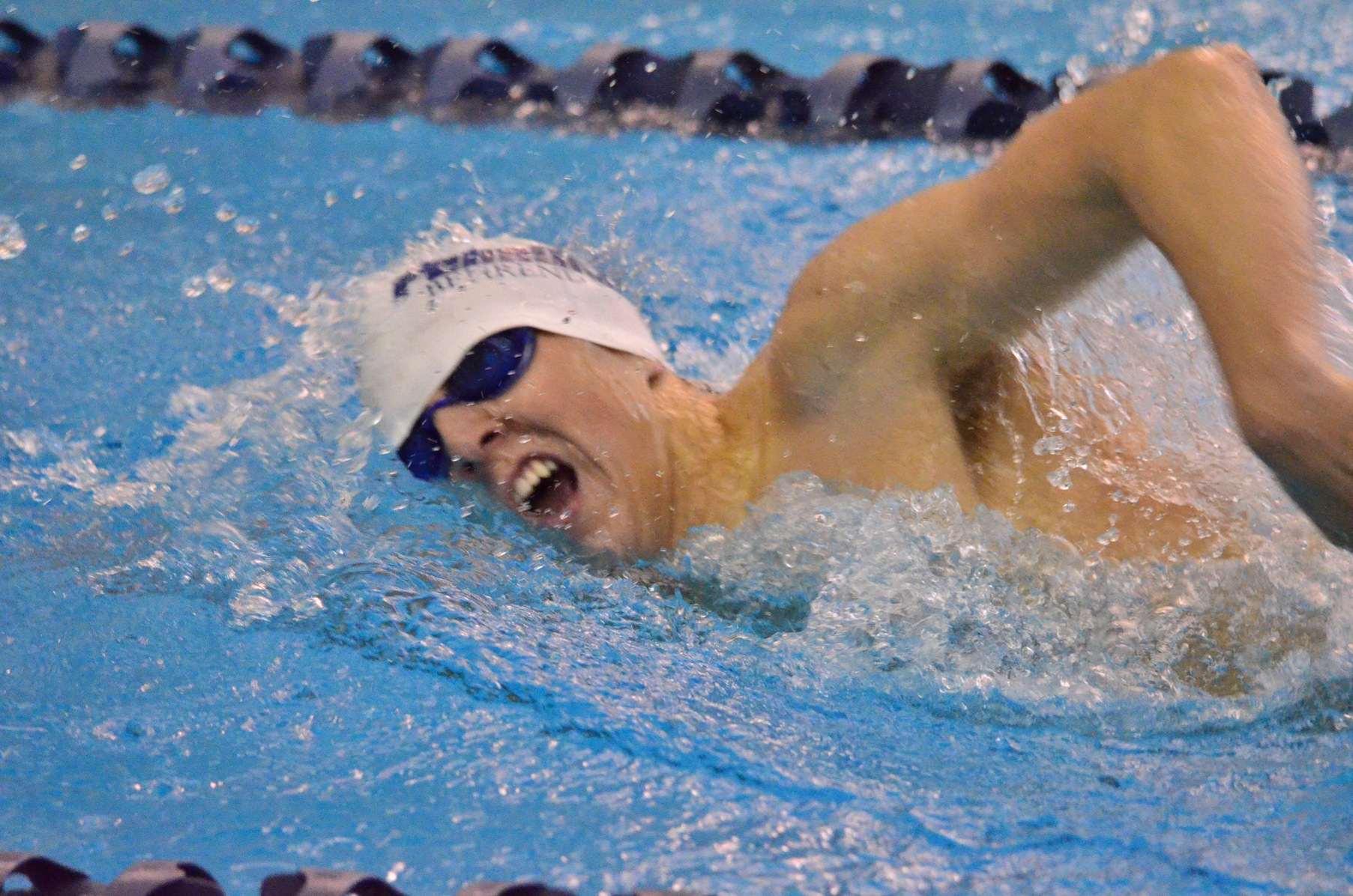 Lions Grow Lead After Day Three of AMCC Championships