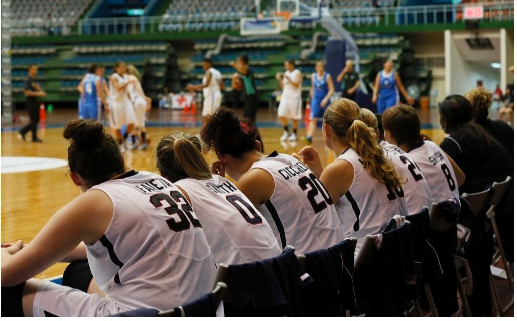 Deaf Basketball
