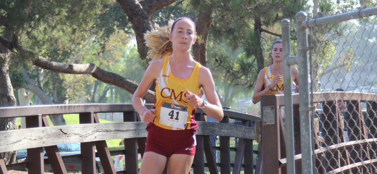Malea Martin Named SCIAC Women's Cross Country Athlete of the Week