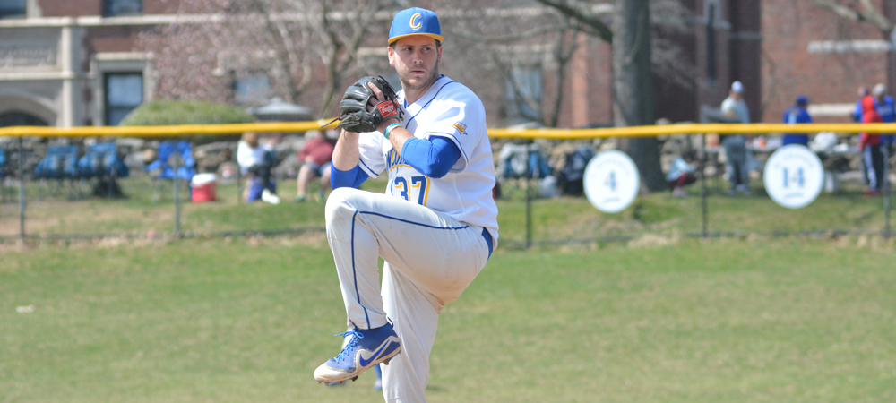 Baseball Pitchers Set Career Highs In Doubleheader Setback Against Chestnut Hill