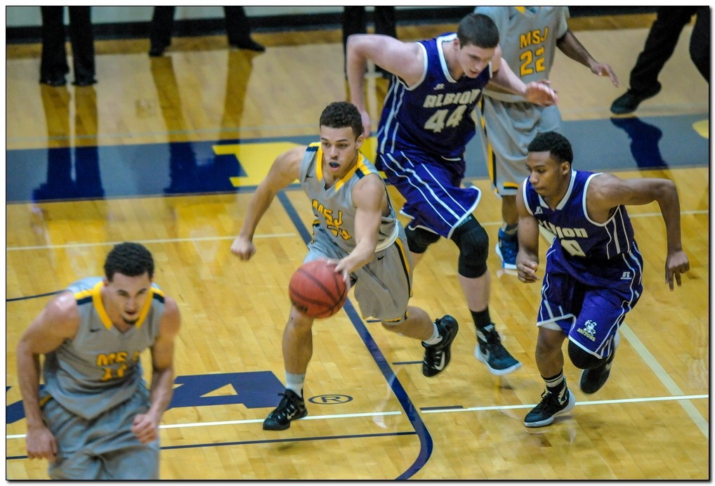 MSJ offense explodes in win against rival Thomas More