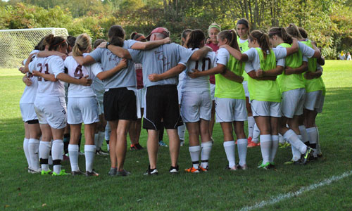 Upset bid falls short for women's soccer in loss at Castleton