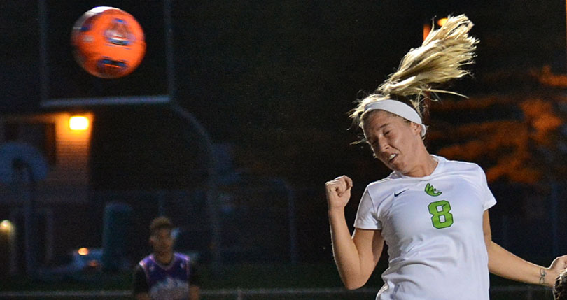 League-leading ONU shuts out @DubC_WSoccer