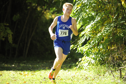 O'Flaherty, 11 Other Freshmen Populate Race's Top 20