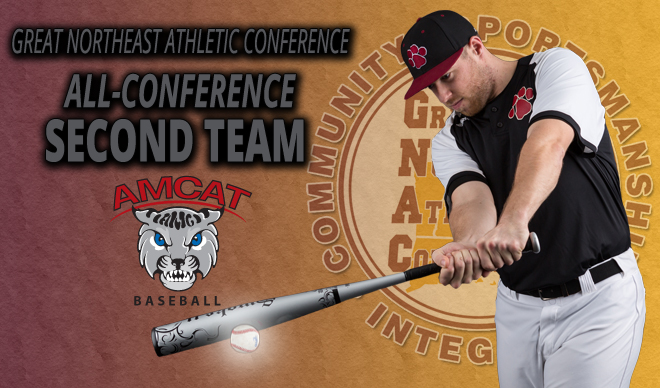 Leahey Named GNAC Second Team All-Conference