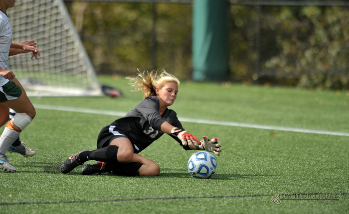 Allison Johnson Named to ECAC South Women's Soccer All-Star First Team