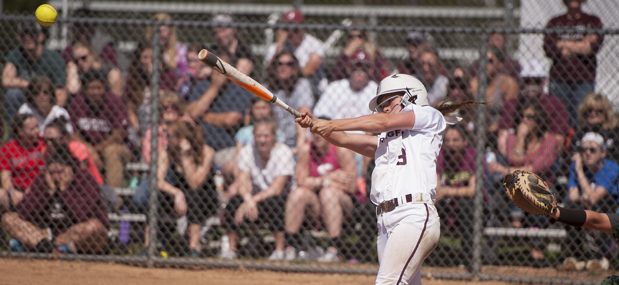 Softball Falls to Salve Regina, 7-4, in NCAA Championship Tournament Opening Round