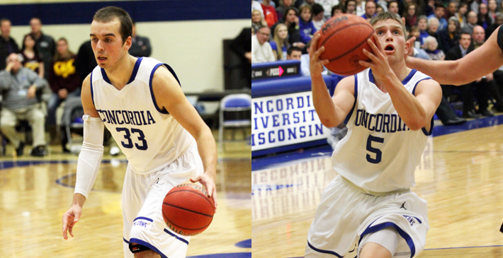 Kahlfeldt, Kittel earn All-NACC honors