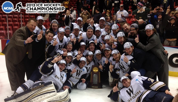Blugolds Are National Champs
