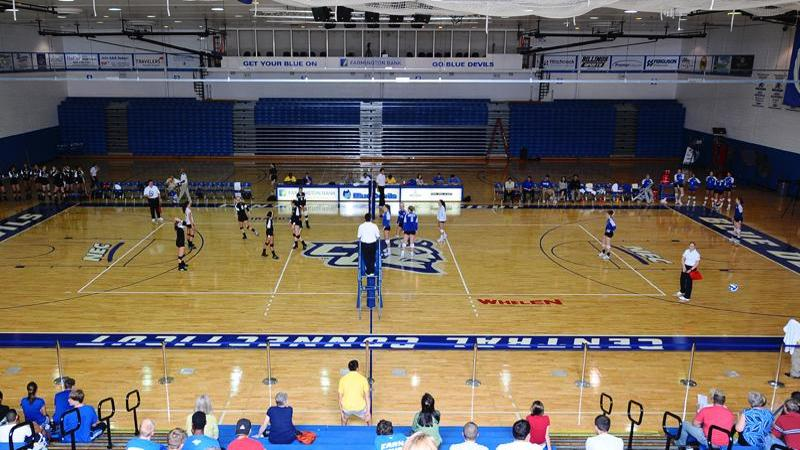 Volleyball Set to Host CCSU Blue Devil Invitational