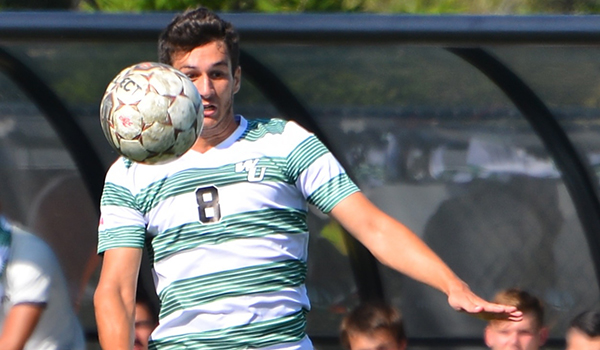 Montini Blast Gives Wilmington Men's Soccer 2-1 CACC Victory over Concordia on Homecoming
