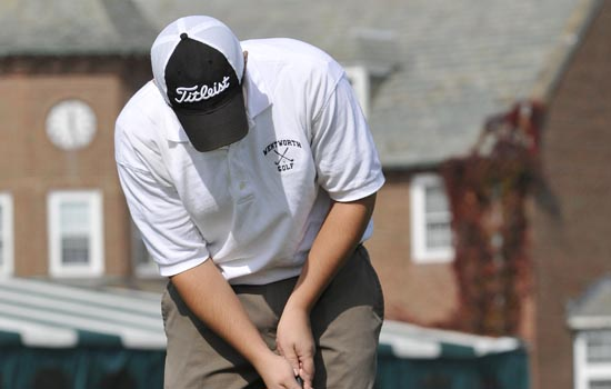 Wentworth Finishes 15th at Hampton Inn Invitational