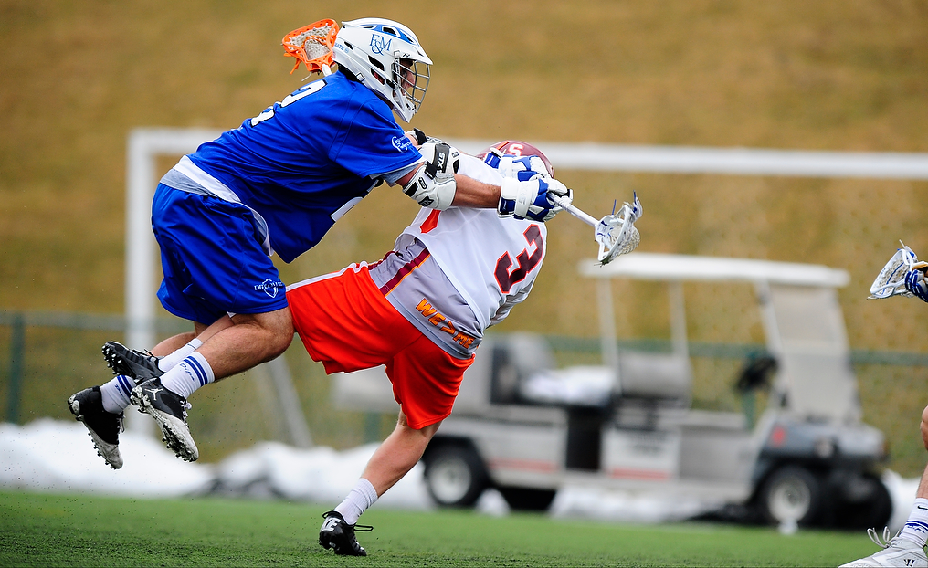 Men's Lacrosse Opens CC Action