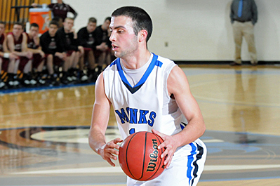 Medeiros Garners GNAC Rookie of the Week Honor