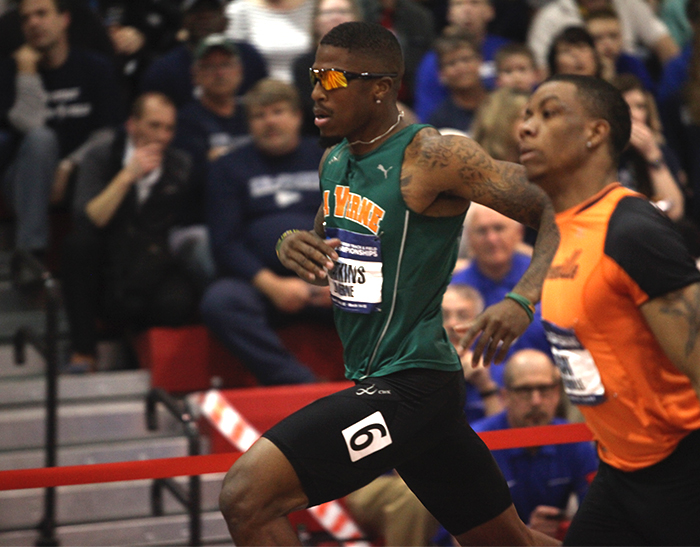 Track & Field gets off to fast start at Mountain T's Invite