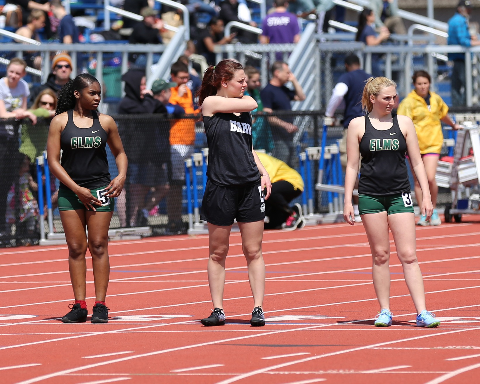Women's And Men's Track & Field Competes at Smith College