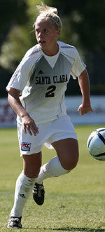 Santa Clara and Gonzaga Battle to Scoreless Draw