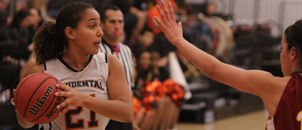 OXY WINS CONFERENCE CHAMPIONSHIP OUTRIGHT