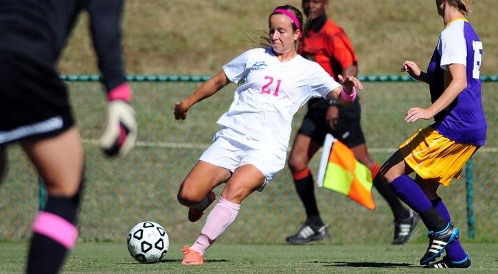 GC Soccer Rallies to Knock Out #3 Seed Armstrong in First Round of PBC Tournament