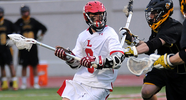 Derek Sweet Scores Six as Lynchburg Defeats R-MC 16-10 in ODAC Quarters