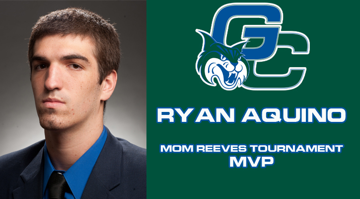 Aquino Named Mom Reeves Tournament MVP
