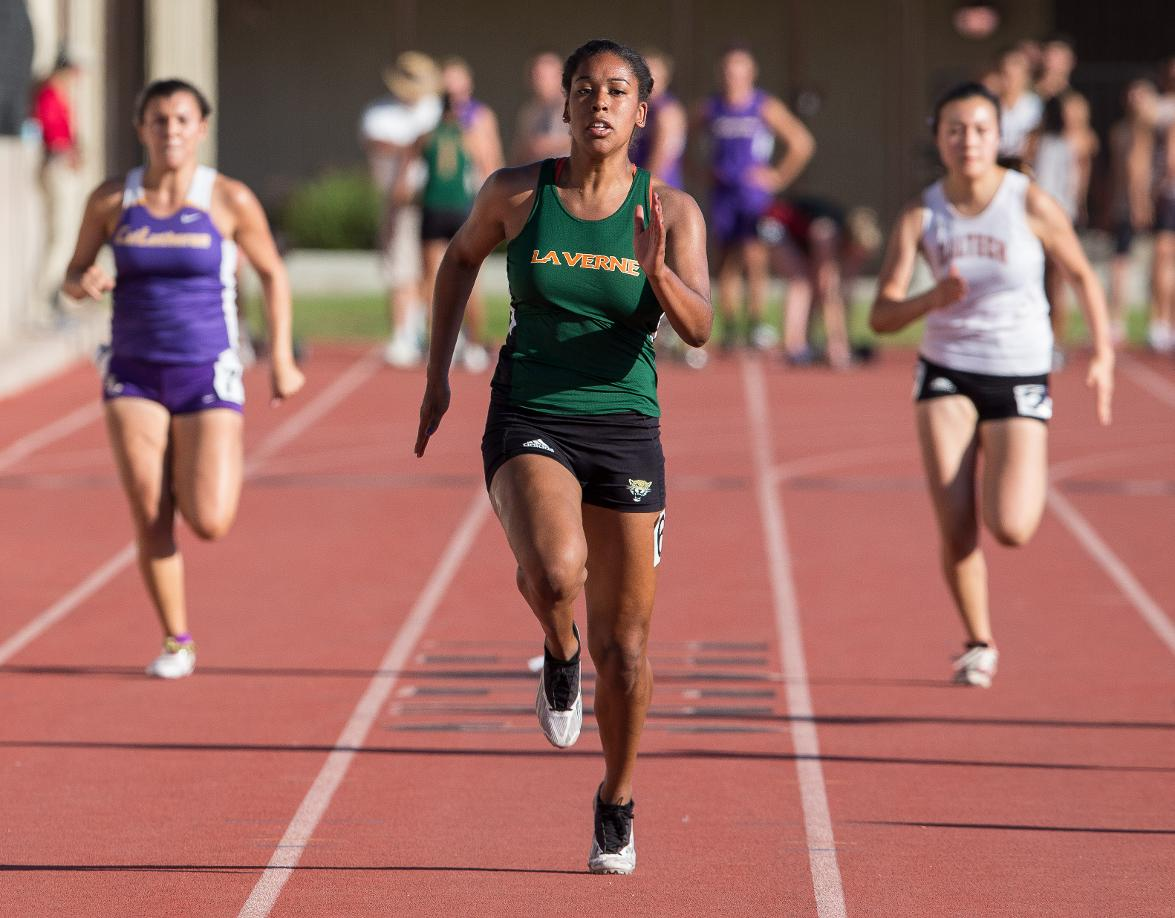 Track and Field competes at UNLV Spring Invitational