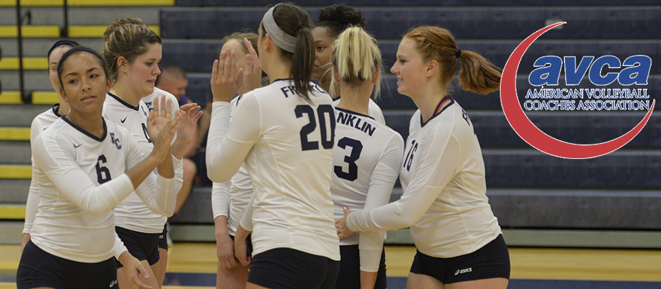 Griz Volleyball Collects AVCA Team Academic Award