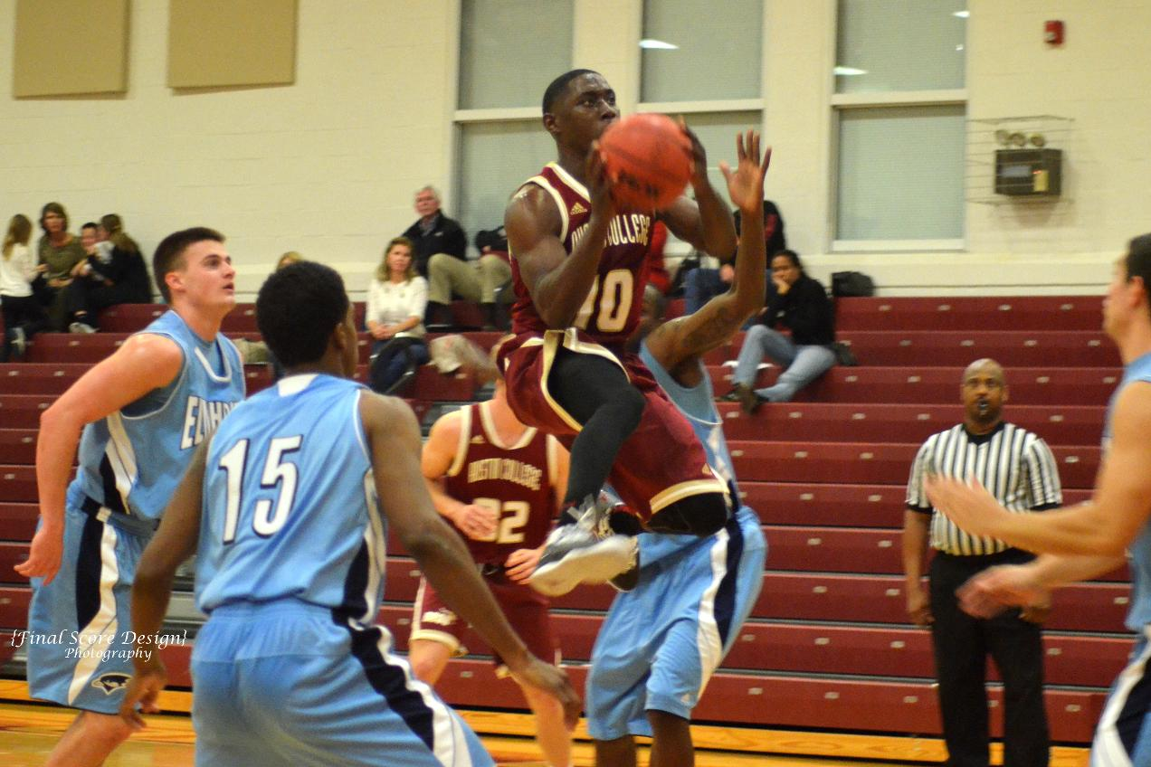 'Roo Men's Hoops Topped at Trinity