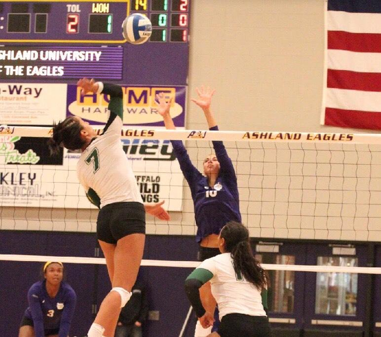 Volleyball Travels to Ursuline for Great Midwest Contest (Preview)