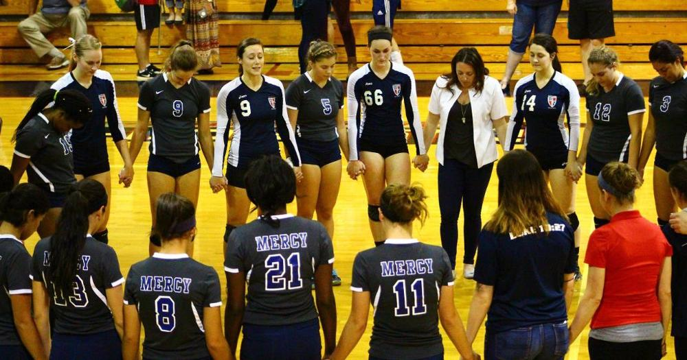 Eagles Earn 3-0 finish Over Warrior Volleyball