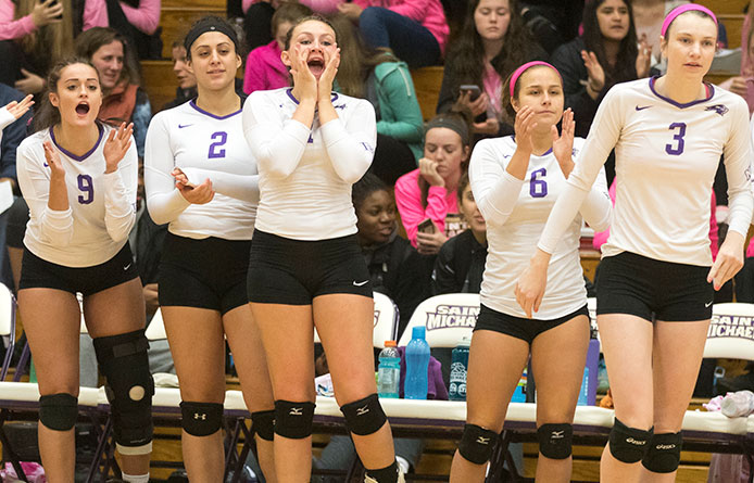 Women's Volleyball Opens Season at Gannon/Mercyhurst Invitational