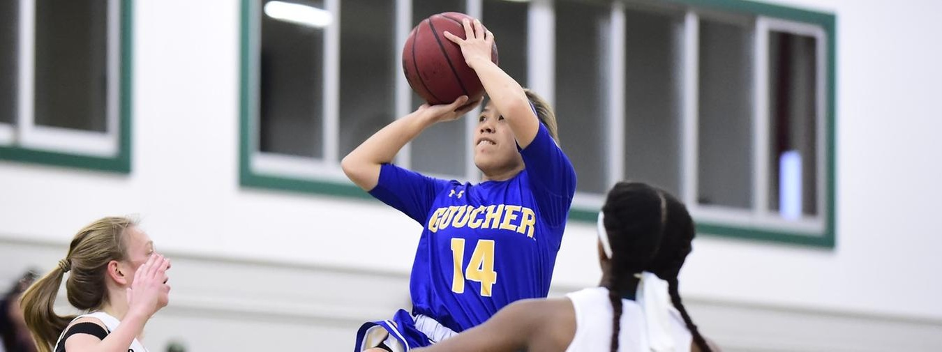 Goucher Women's Basketball Wraps Up Two-Game Road Trip At Susuquehanna On Saturday