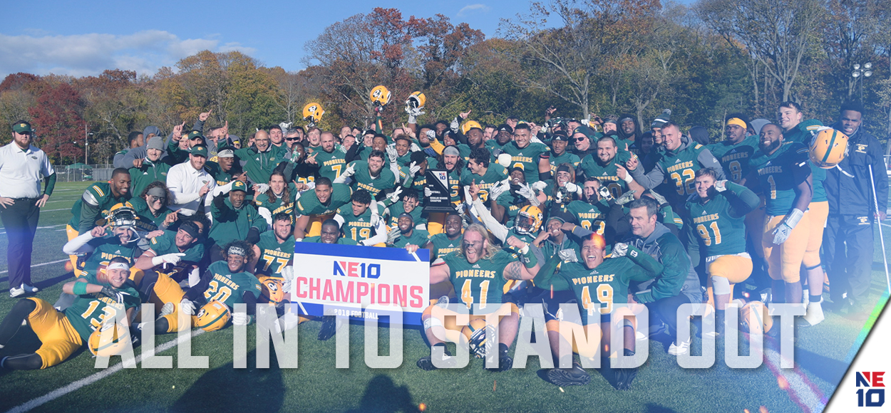 Embrace the Victory: LIU Post Outlasts New Haven to Claim NE10 Football Title